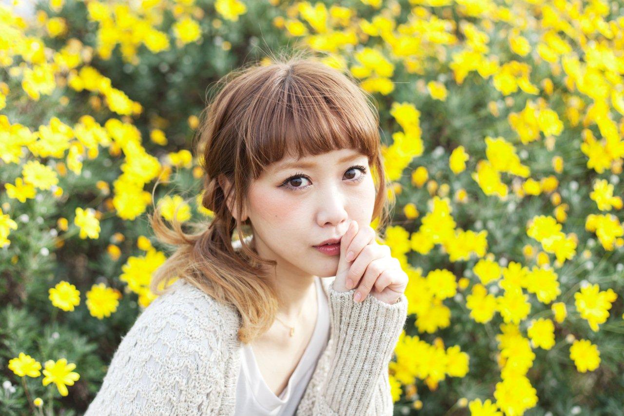 青文字系♡田中里奈の髪型&ファッションで街をカラフルガーリーに♡のサムネイル画像