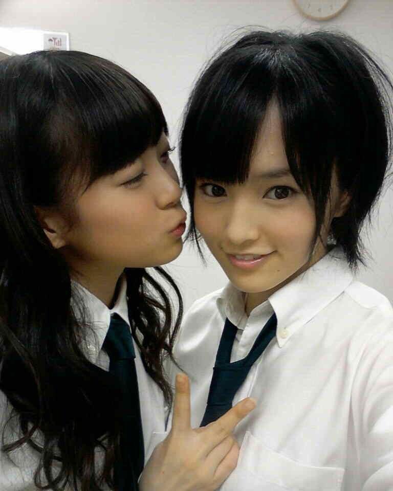 NMB48の2トップ、山本彩と渡辺美優紀は仲良し?それともライバル?のサムネイル画像