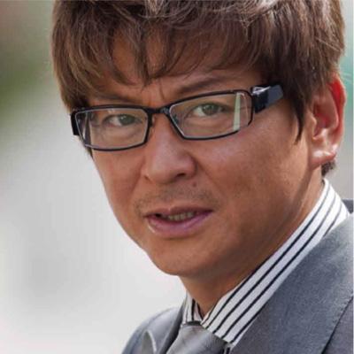 とうとう哀川翔がメガネをプロデュース!かっこいいと大評判!のサムネイル画像