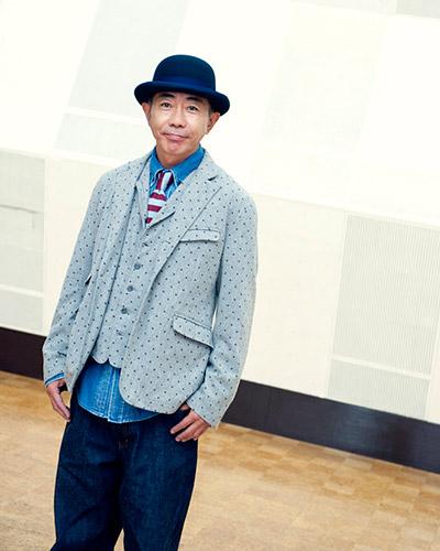 木梨憲武さんの素敵すぎるファッションセンス☆お洒落ファッションまとめのサムネイル画像