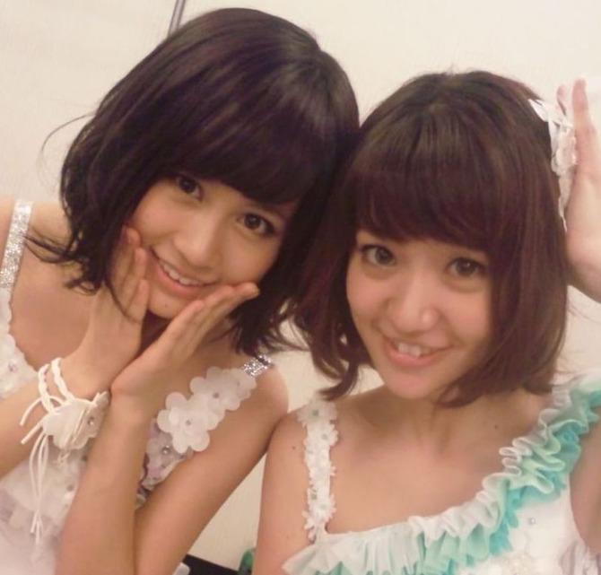 【元AKB48】大島優子と前田敦子は本当に不仲なの!?仲良しなの!?のサムネイル画像