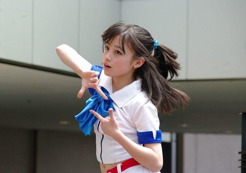 天使すぎるアイドル!シンデレラガール橋本環奈のプロフィールのサムネイル画像