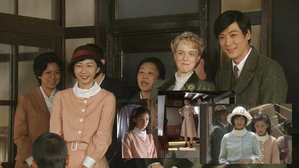 NHK朝の連続テレビ小説「マッサン」で光る!酒井若菜さんの演技力のサムネイル画像