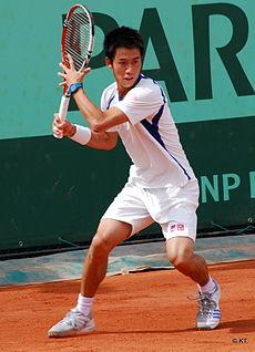 現在世界ランク4位の錦織圭選手の身長はテニス界では低い方なんですのサムネイル画像