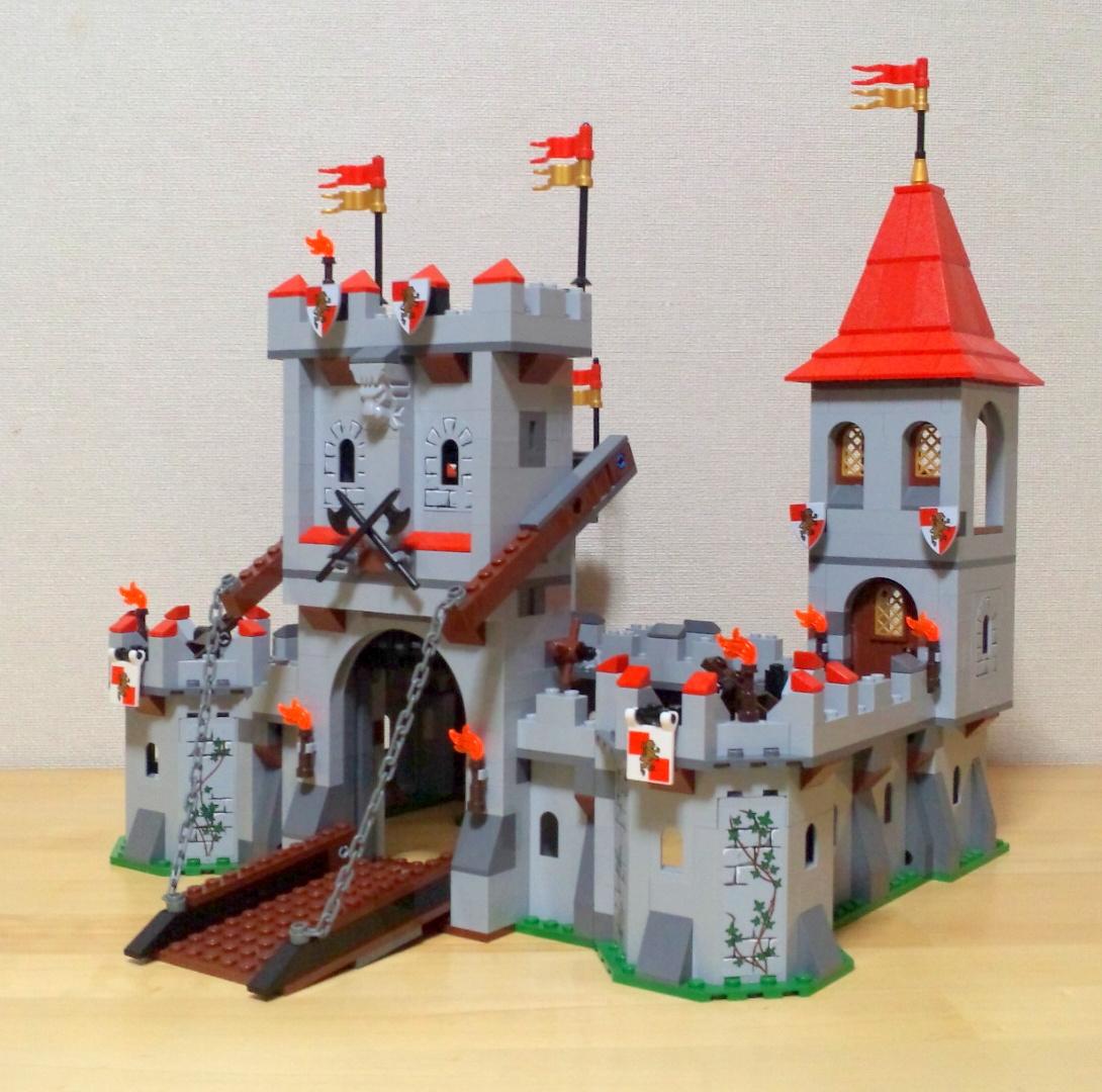 【夢いっぱい】レゴで作るキャッスル(お城)の画像まとめ!のサムネイル画像