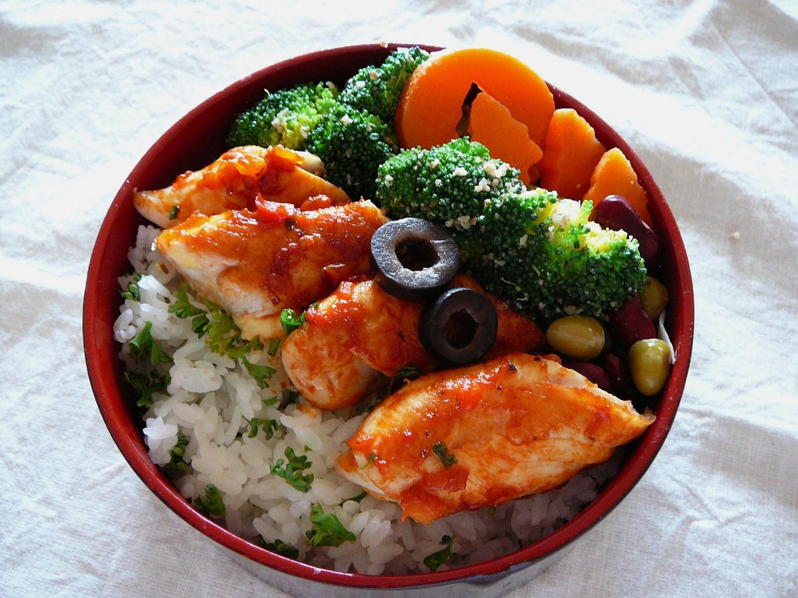 ダイエットしたければお弁当をつくるべし☆ダイエット弁当レシピも♪のサムネイル画像