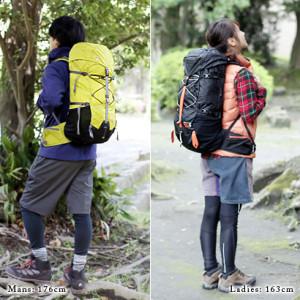 登山初心者が購入前に知っておきたいリュック選びの基本とは?のサムネイル画像