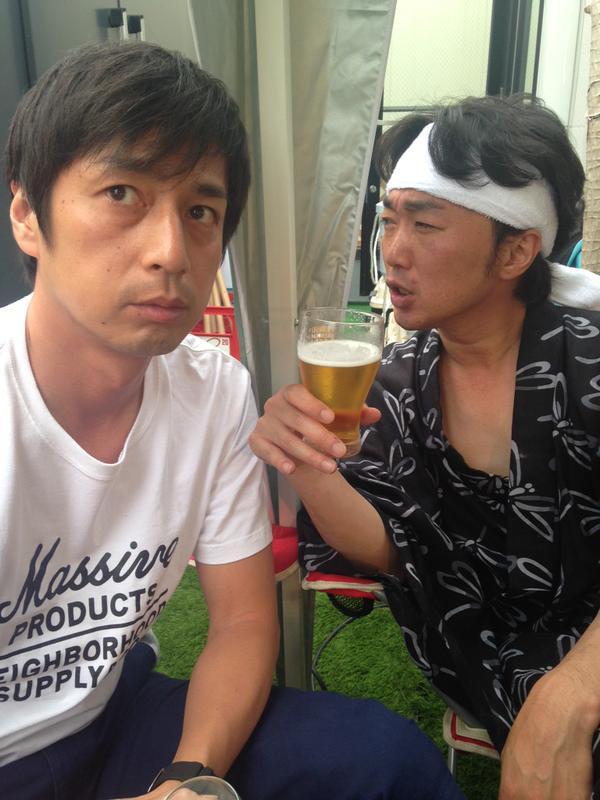 徳井義実と小沢一敬の仲がよすぎると話題!同棲してるって本当?のサムネイル画像
