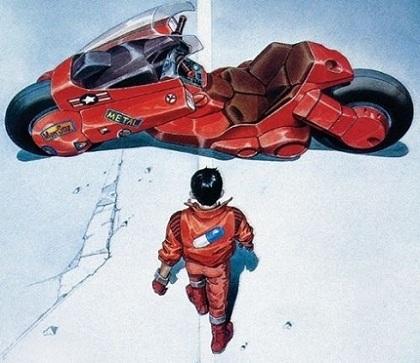 人気漫「AKIRA」のバイクが発売!本物ソックリの完成度がヤバイ!のサムネイル画像