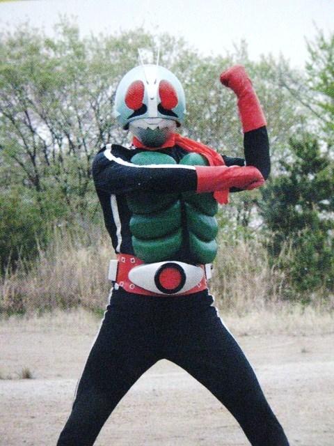 仮面ライダー1号と共に戦う仮面ライダー!仮面ライダー2号とは!?のサムネイル画像