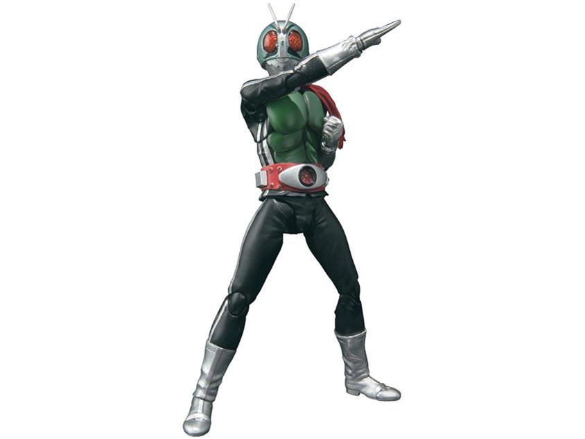 全ての仮面ライダーの元祖!最初のライダー、仮面ライダー1号とは?のサムネイル画像