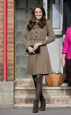 めざせ!キャサリン妃!プチプラブランドの服を上品に着こなそう!のサムネイル画像