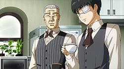 【画像あり】大人気漫画東京グールの芳村店長についてまとめてみたのサムネイル画像