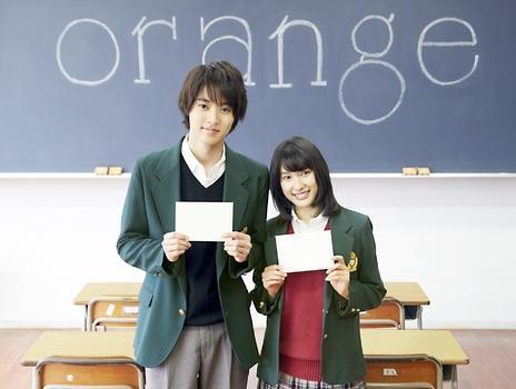 『まれ』コンビ再び!土屋太鳳&山崎賢人・映画「orange-オレンジ-」のサムネイル画像
