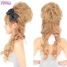 もはや芸術?!「盛り髪」の【画像】をたくさん集めてみました!!のサムネイル画像