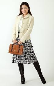 上司や彼氏の親から好感度抜群のコンサバファッションに挑戦しよう。のサムネイル画像