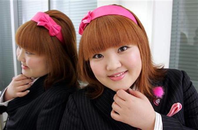 【太ってても かわいい!】柳原可奈子の「かわいい画像」まとめのサムネイル画像