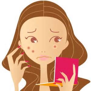 市販の薬でも治らないそのニキビの原因は、もしかしてストレスかも!のサムネイル画像