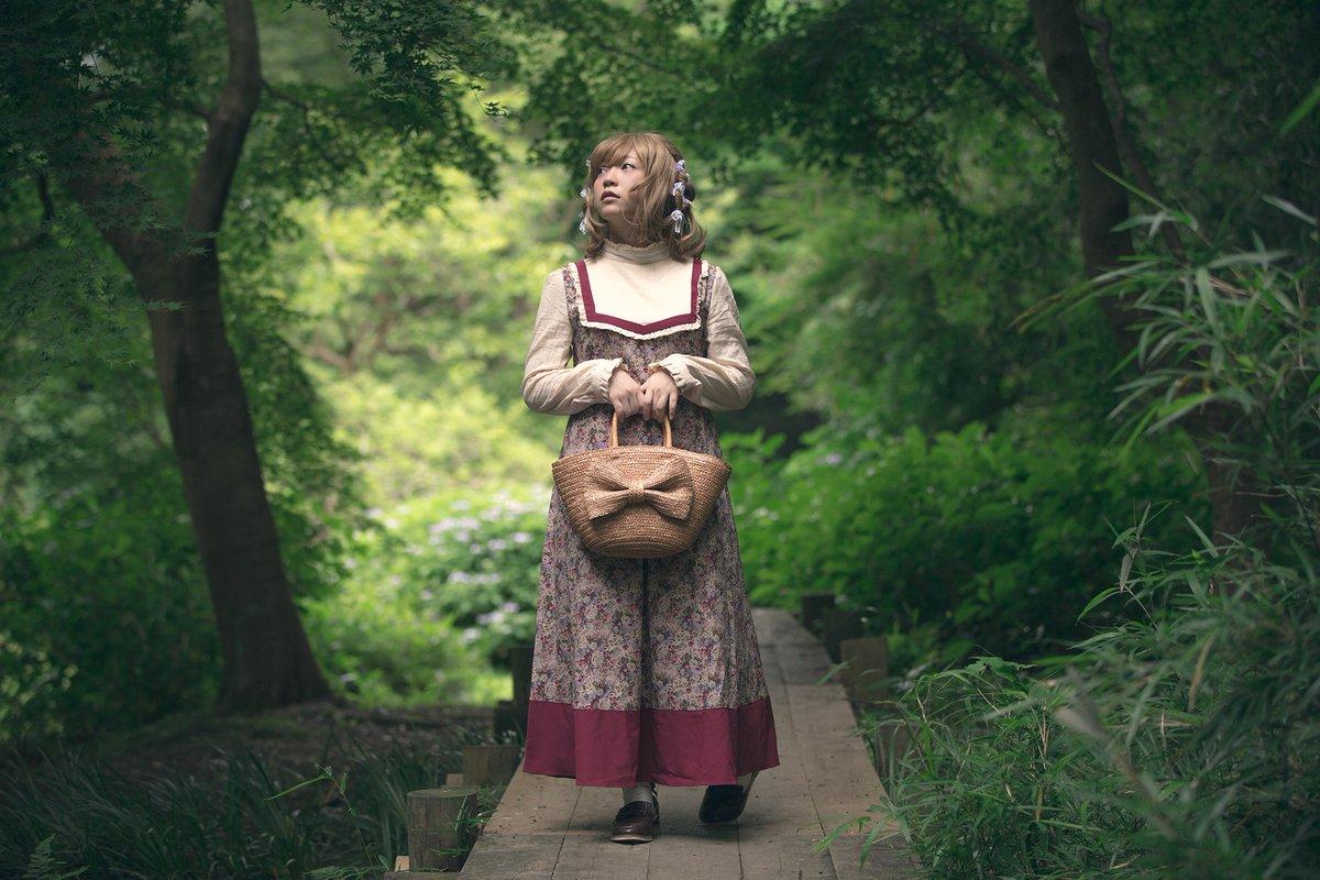妖精みたいな女の子、森ガール。それはどんなファッションのこと?のサムネイル画像