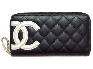 シャネルの財布「カンボンライン」がとても可愛い!プレゼントに最適のサムネイル画像