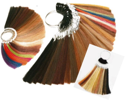 ヘアカラーと色見本はどうして同じ色にならないのか知ってる?のサムネイル画像