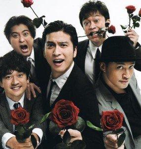 【元気になれる】TOKIOのオススメの歌9選!【笑顔になれる】のサムネイル画像