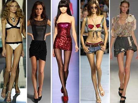 """時代は多様性を求めている!""""痩せすぎモデル""""問題最新レポートのサムネイル画像"""