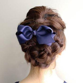 ★卒業式で使える種類別の可愛いヘアスタイル参考画像&解説動画集★のサムネイル画像