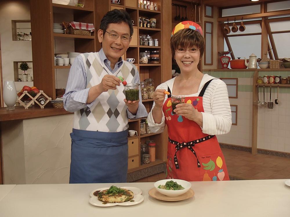 「きょうの料理」の名物講師!?平野レミのパワフル料理が炸裂中!!のサムネイル画像