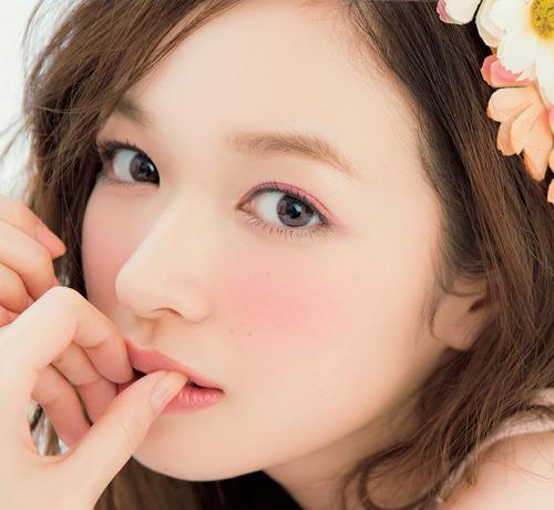 なりたい顔NO.1の森絵梨佳♡おフェロな髪型を真似したいんです♡のサムネイル画像