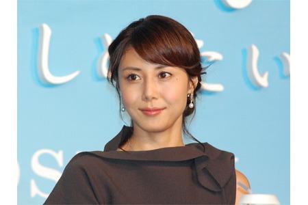 どんな髪型も似合う女優!松嶋菜々子の美しい髪型画像がたくさんのサムネイル画像