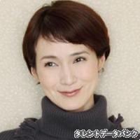 3児のママで木梨憲武の妻、女優の安田成美の髪型をクローズアップのサムネイル画像
