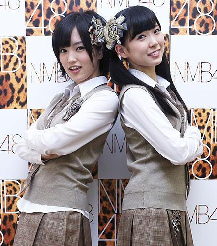 NMB48といえばこの2人!目が離せない!!渡辺美優紀と山本彩のサムネイル画像