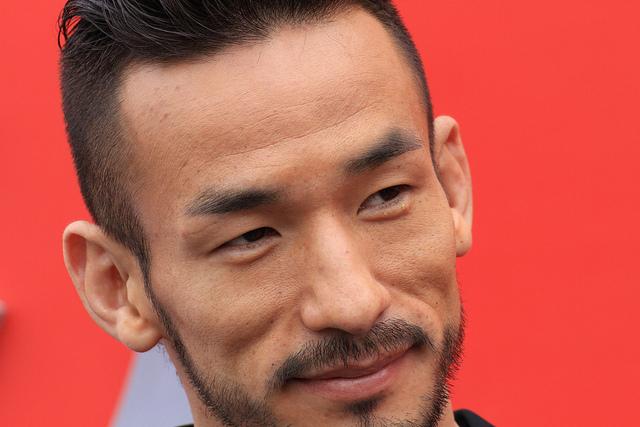 元サッカー選手の中田英寿。彼女は?結婚は?今なにをしてるのか?のサムネイル画像