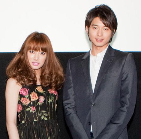 北川景子と向井理が熱愛!?二人の出会いとは!?共演作とは!?のサムネイル画像