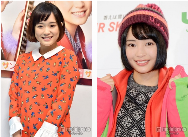 【女優】広瀬すずと大原櫻子が双子みたいと話題に!【そっくり】のサムネイル画像