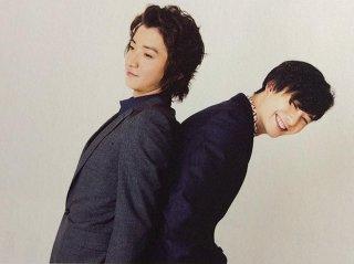 「ST」で共演した藤原竜也と岡田将生の仲良しエピソード!のサムネイル画像