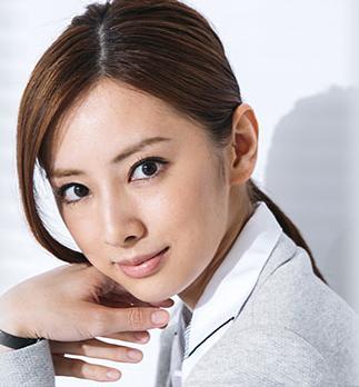 ドラマ「hero」新ヒロイン北川景子!可愛いけどドS?目力がすごい!のサムネイル画像