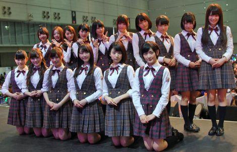 乃木坂46とSKE48松井玲奈 異色のグループながらも交換留学!のサムネイル画像