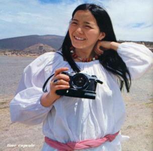 90年代人気だったアイドル麻田奈美の現在と昔の画像についてのサムネイル画像