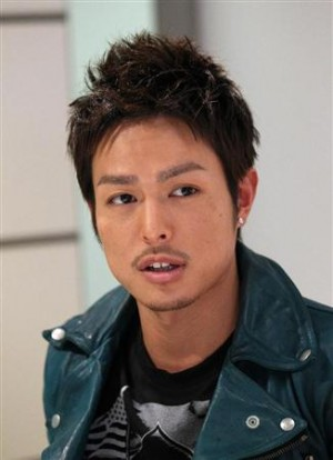 今市隆二の兄は水嶋駿介という俳優だった?今市隆二にてイケメン?!のサムネイル画像