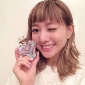 AAA・伊藤千晃さんが香水をプロデュース!その内容や売上は?のサムネイル画像