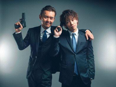 佐藤健と渡部篤郎は「ビター・ブラッド」で共演!本当の親子みたいのサムネイル画像