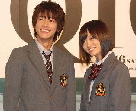 佐藤健が噂になった女性たちの中に前田敦子もいた!前田敦子って。。のサムネイル画像