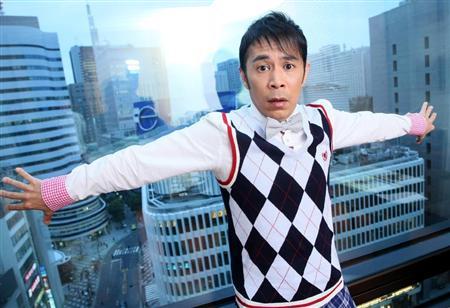 好感度常に上位!お笑い界を牽引する岡村隆史さんの身長は?のサムネイル画像