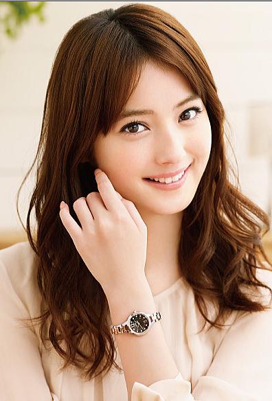 かわいい!きれい!茶髪の似合う人気女性芸能人画像(佐々木希・他)のサムネイル画像