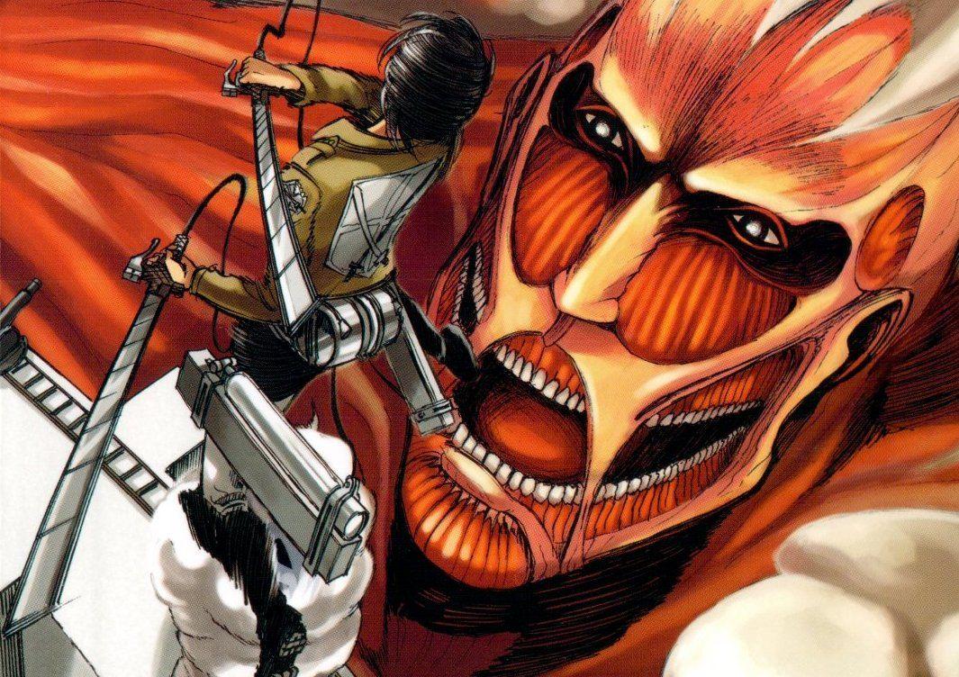 人気コミック『進撃の巨人』が三浦春馬主演で映画化!キャスト一覧!のサムネイル画像
