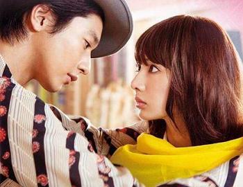 向井理が北川景子と映画「パラダイスキス」で濃厚キスからの交際!?のサムネイル画像