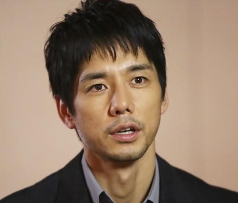 俳優の西島秀俊さんってもう結婚している?奥さんはとても美人!のサムネイル画像