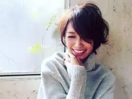 女性が真似したい髪型No1!辺見えみりさんのショートヘア☆のサムネイル画像